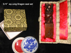 "3/4""sq. Long Dragon Seal Set"