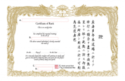 How to order  Semi Custom Certificates