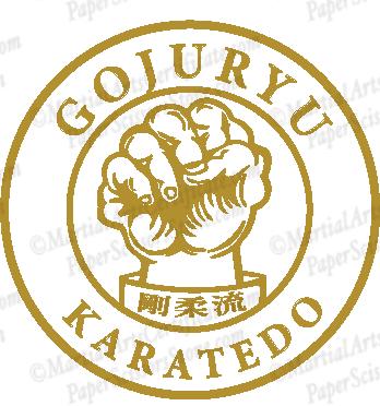 Gojuryu Fist Logo