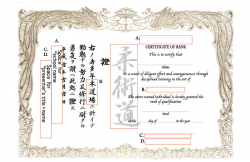 How to order Semi custom certificate Style B