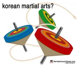 korean martial arts?