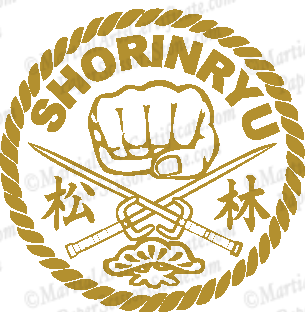 Shorinryu Fist&Sai Logo