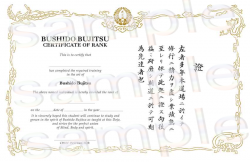 Semi custom certificate standard style with Classic border