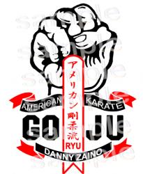 Gojuryu Logo