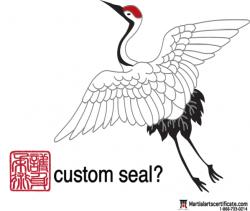 custom seal?